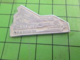 713J Pin's Pins / Rare & De Belle Qualité : THEME VILLES / ORANGE 89 CYCLISME VELO COURSE A PIED - Carburants