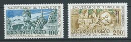 LAOS 1975 . N°s  287 Et 288 . Neufs  ** (MNH) - Laos