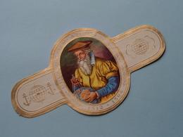 Gerardi MERCATORIS Rupelmundani 1512 - 1594 ( Formaat > L =  +/- 16 Cm.) ! - Bagues De Cigares