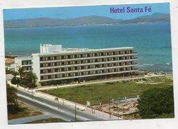 SPAIN - AK 341279 Mallorca - Ca'n  Picafort - Hotel Santa Fe - Mallorca