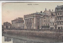 Cp , 55 , VERDUN , Le Théâtre - Verdun