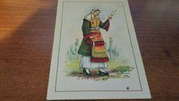 Cartolina:costumi Tipici Italiani Viaggiata (a32) - Cartoline