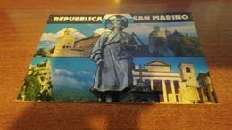 Cartolina:Repubblica Di San Marino Viaggiata (a32) - Cartoline
