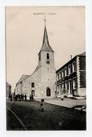 - CPA MARPENT (59) - L'Eglise (avec Personnages) - Edition Hautmont - - France