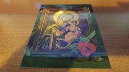 Cartolina: Religiosa La Madonna Viaggiata (a32) - Cartoline