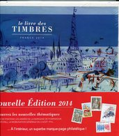 2014-FRANCE-YEAR BOOK- CPL.  SETS -M.N.H.-LUXE !!SHIPPING FREE ! - 2010-....