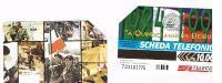 TELECOM ITALIA - C.& C. F3134 -  A QUINDICI ANNI DA BEIRUT 1984 1999: ITALCON       - USATA - Italia