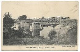 CHÂTRES - Pont Sur Le Cher - France