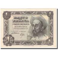 Billet, Espagne, 1 Peseta, 1951-11-19, KM:139a, SPL - [ 3] 1936-1975 : Régence De Franco