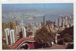 HONG KONG - AK 341316 Hong Kong & Kowloon From The Peak - China (Hong Kong)