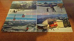 Cartolina: Pian Di Cornes Viaggiata (a32) - Cartoline