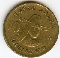 Pérou Peru 10 Soles 1980 KM 272.2 - Pérou