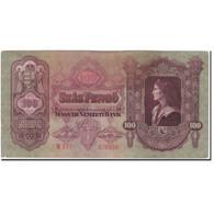 Billet, Hongrie, 100 Pengö, 1930-07-01, KM:98, SUP - Hongrie
