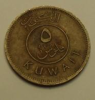 1974 - Koweit - Kuwait - 1394 - 5 FILS - KM 10 - Koweït