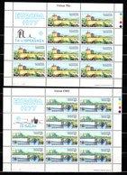 MALTE  -  549/50** 1977 EUROPA En Feuilles Complètes - Neufs Sans Charnières  -  Cote 20,00 €. - Malte