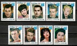 Cuba 2001 / Cinema Actors Oscar MNH Cine Actores Filmschauspieler / Cu11117  4 - Cinema
