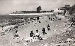 JARD SUR MER -  Enfants Sur La Plage - Francia