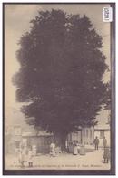 DISTRICT DE LA VALLEE - LE BRASSUS - L'ARBRE DE LA LIBERTE - B ( 2 TROUS D'EPINGLE EN BAS ) - VD Vaud