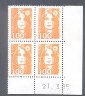 Coin Daté Marianne Du Bicentenaire Ou Marianne De Briat - Sonstige