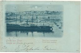 TRIESTE -  Trieste Dalla Lanterna - Trieste