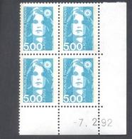 Coin Daté Marianne Du Bicentenaire Ou Marianne De Briat - Altri