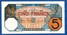 B A O -  5 Francs 10 Juillet 1919 --  Dakar    -  état SUP/SPL - États D'Afrique De L'Ouest