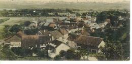 CPA Suisse Salavaux Et Les Alpes , Voyagée 1920 - VD Vaud