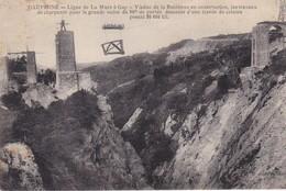 38 - ISERE / Ligne De La Mure à Gap - Viaduc De La Roizonne En Construction - Travaux De Charpente - La Mure