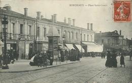 33)   BORDEAUX - Place Saint Genès - Bordeaux