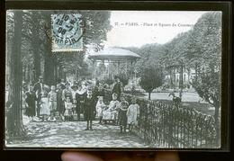 PARIS SQUARE COMMERCE                        JLM - Parcs, Jardins