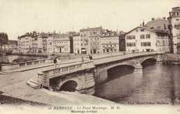BAYONNE  Le Pont Marengo RV - Bayonne