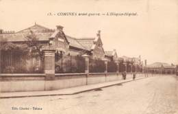 COMINES Avant Guerre - L'Hôspice-Hôpital - Komen-Waasten