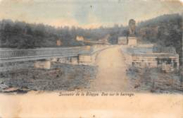 Souvenir De LA GILEPPE - Vue Sur Le Barrage - Gileppe (Stuwdam)