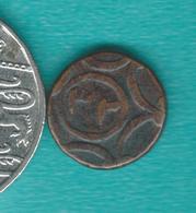 Uzbekistan - Bukhara - Alim Khan - 2 Fulus (1/32 Tenga) - ND - KMA63 - Monnaies