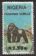 Nigeria 1990 Wildlife 2.50 N Multicoloured SW 579 O Used - Nigeria (1961-...)