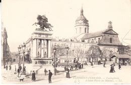 CLERMONT FERRAND - Vercingétorix Et Saint Pierre Des Minimes - Clermont Ferrand