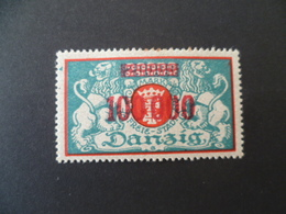 TIMBRE DANTZIG  N° 146  NEUF * - Autres - Europe
