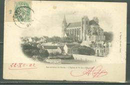 N°  110  Millesime 2 Blanc  Sur CPA   Au Tarif Imprimés   Pour Pilsen Autriche  22 Decembre 1902 - Marcophilie (Lettres)