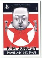 VEYRI - Pavillon Des Fous - Kim Jong-Un - Corée Du Nord - Rare - Voir Scan - Veyri, Bernard