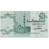 Billet, Égypte, 25 Piastres, 1980-1987, Undated (1980-1987), KM:54, SPL - Egypte