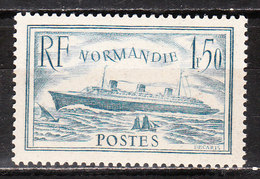 300**  Paquebot Normandie - MNH** - LOOK!!!! - France