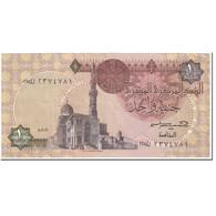 Billet, Égypte, 1 Pound, 1985, Undated (1985), KM:50c, SUP - Egypte