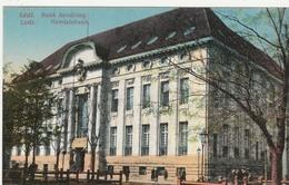 Lodz-Handelsbank-Polen - Pologne