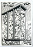 VEYRI - ACL Cahors - Carte De Membre 2000  - Personnages Politiques Lotois - Voir Scan - Veyri, Bernard