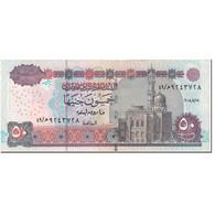 Billet, Égypte, 50 Pounds, 2004, Undated (2004), KM:66c, NEUF - Egypte