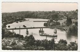 77 - Thomery       Pont De Thomery à Champagne-s-Seine      L'Ecluse - Autres Communes