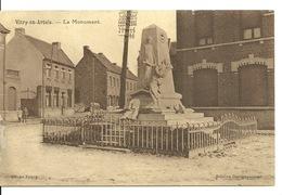 62 - VITRY EN ARTOIS / LE MONUMENT - France