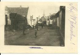 62 - WANCOURT / CARTE PHOTO - France
