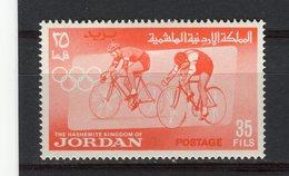 JORDANIE - Y&T N° 420* - Jeux Olympiques De Tokyo - Cyclisme - Jordanie