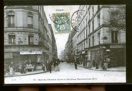 PARIS CHEMIN VERT               JLM - District 11